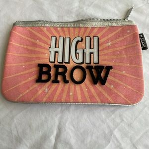 High Brow Make up Travel Case